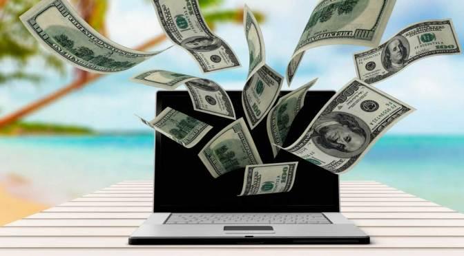 Paginas web para ganar dinero por Internet Gratis